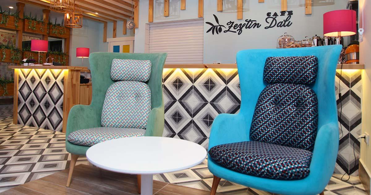 Restoran & Kafe İç Mimari Tasarım ve Uygulama