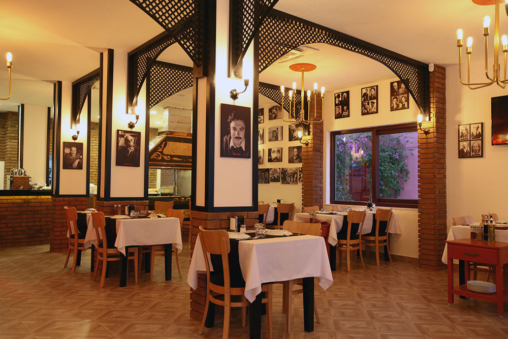 Ocakbaşı Restoran İç Mimari Tasarım