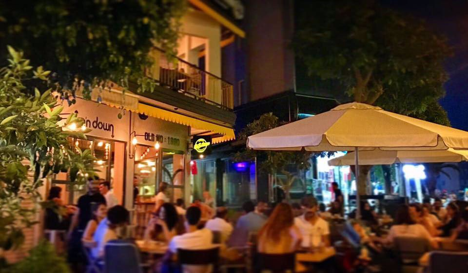 Cafe & Nargile Mimari Konsept Mekan Tasarımı