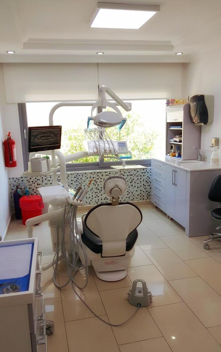 Ağız ve Diş Polikliniği İç Mimari Tasarım ve Uygulama