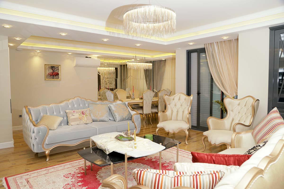 Ev Dizaynı İç Mimari Tasarım ve Uygulama