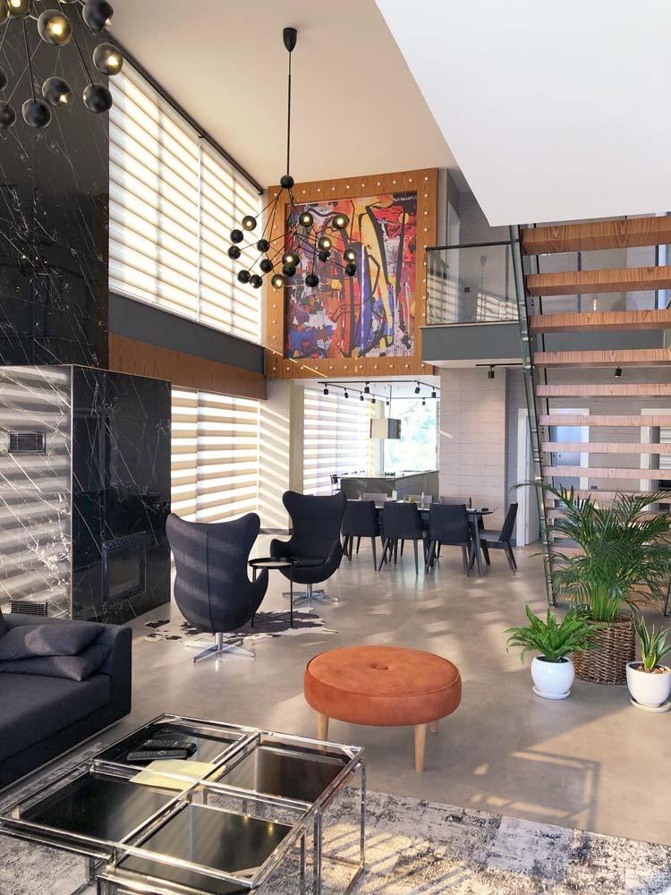 Ev İç Mimarisi, Ev Dekorasyonu İç Mimari Tasarım ve Uygulama