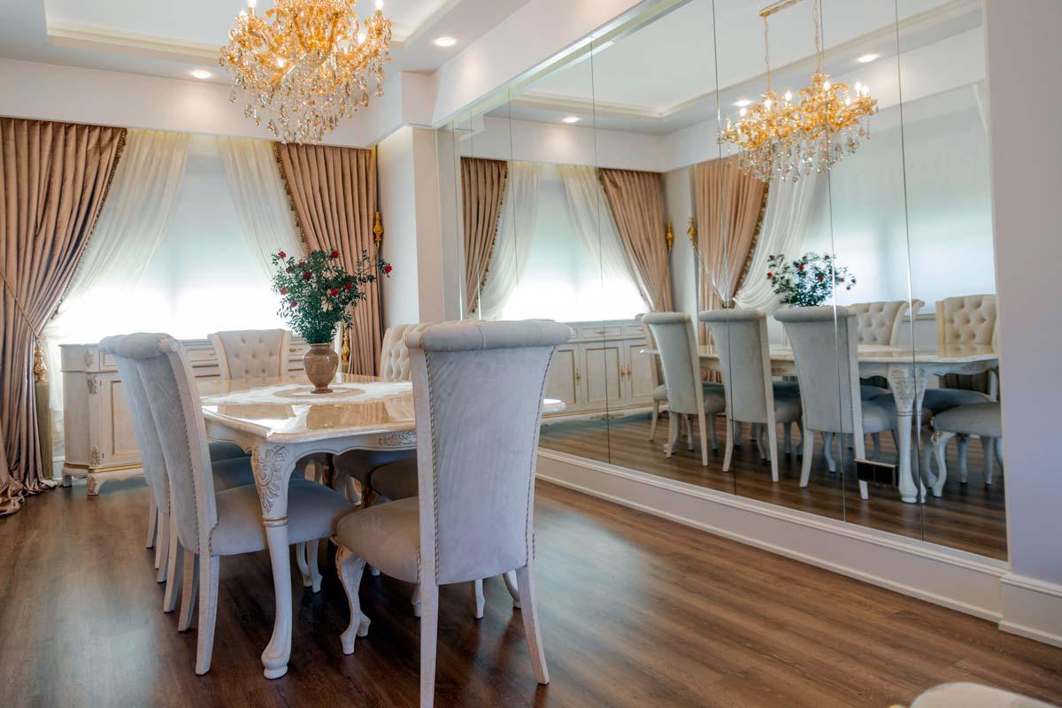 Villa İç Mimari Tasarım ve Uygulama